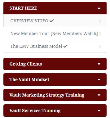 LMV Overview